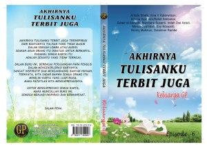 Akhirnya Tulisanku Terbit Juga - GP Publishing