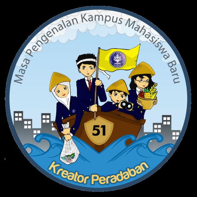 LOGO MPKMB 51 VERSI PNG TRANSPARANT